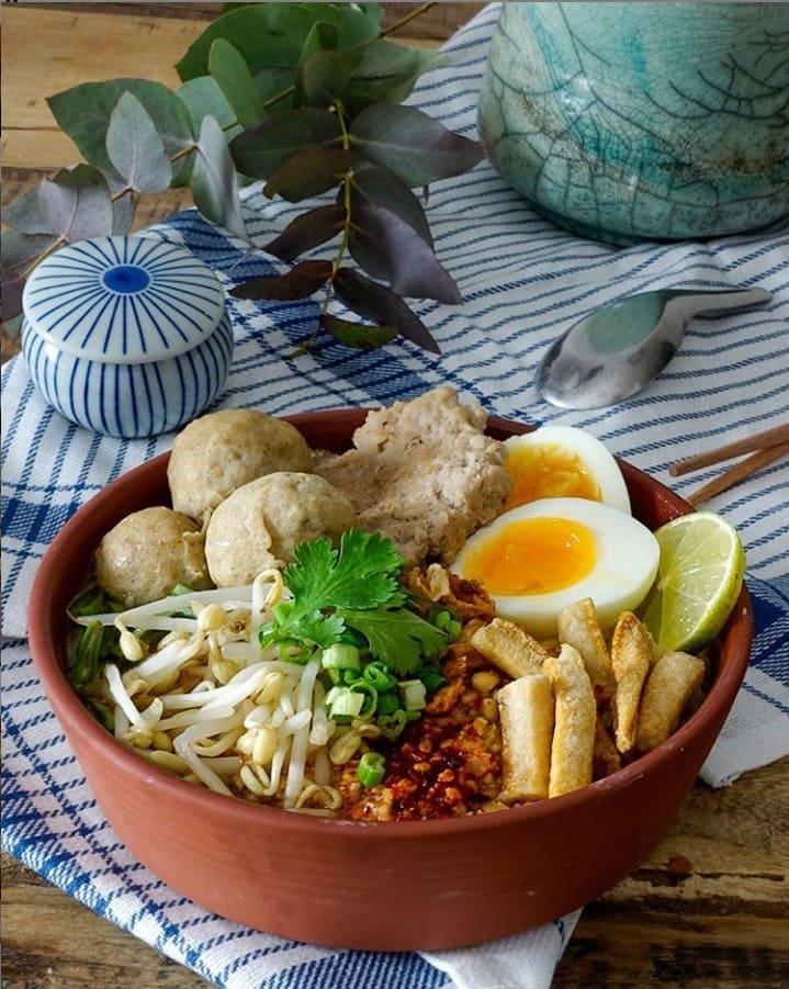 Real Thai Food noodle soup