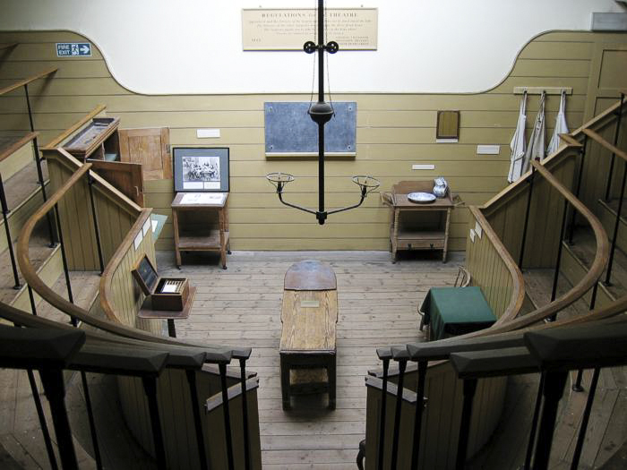 Halloween Things to do in London: The Old operating theatre