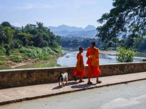 Travel to Laos with Dr Siri