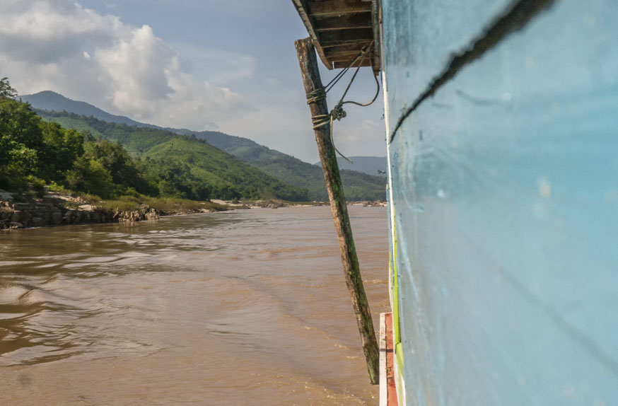 Travel to Laos with the Dr Siri books